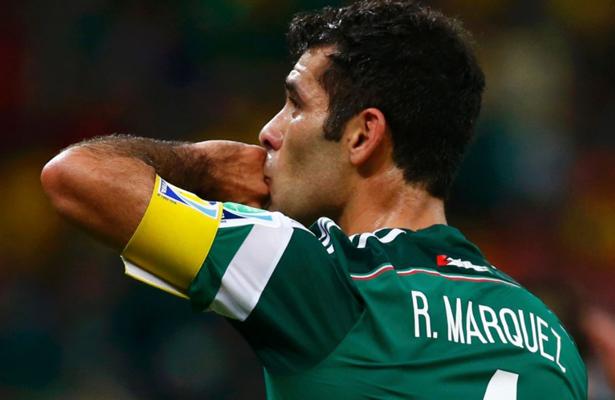 Rafael Márquez no se presentó hoy al entrenamiento