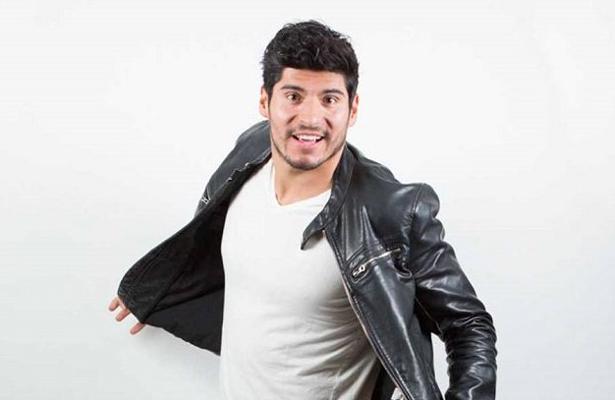 Actor Christian Ramos, pieza clave en bioserie de Lupita D´Alessio