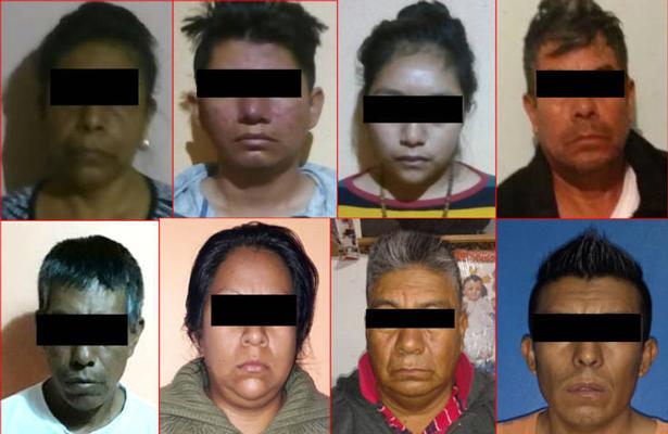 Desmantelan red de trata de personas en Tlaxcala