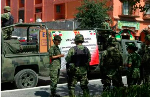 Sedena Recluta Mujeres en Reynosa
