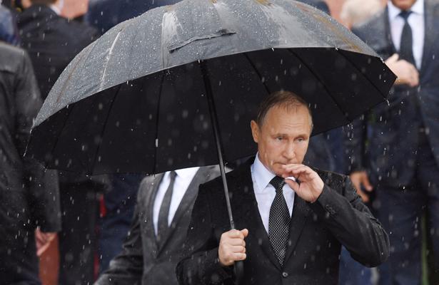 Putin visita la República Separatista Georgiana de Abjasia