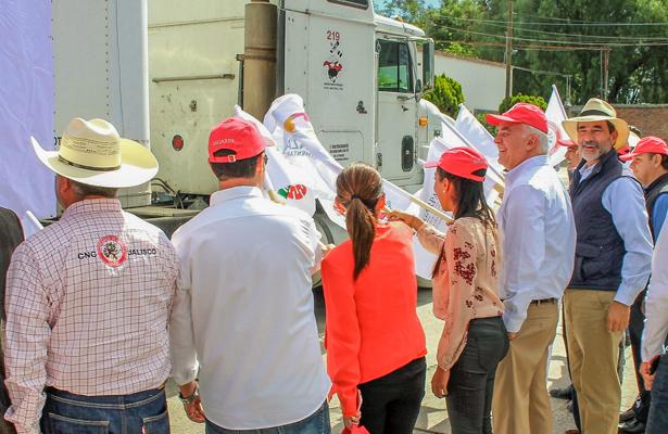 Ratifica SAGARPA compromiso para fortalecer el sector lechero nacional