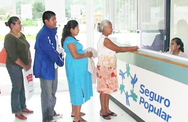 Seguro Popular cuenta con 53.5 millones de afiliados