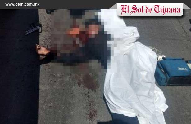 Sicarios matan a oficial de fuerzas especiales de Tamaulipas