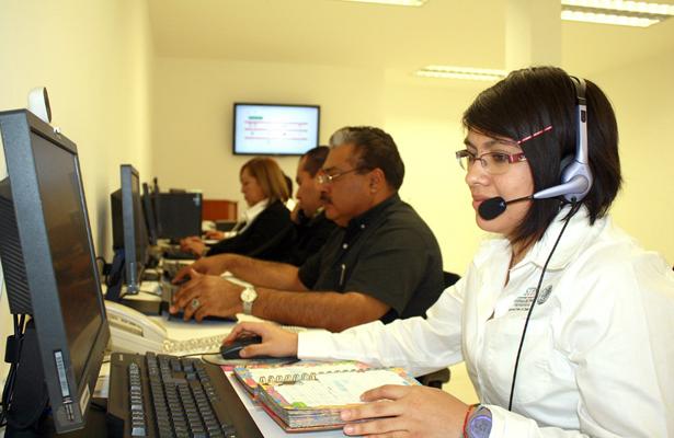 Permite centro de mando de STPS seguimiento en tiempo real