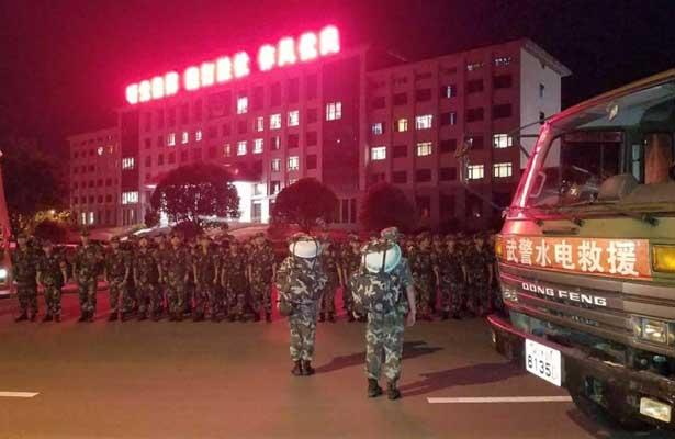 Terremoto de 7 grados sacude China, hay cinco muertos