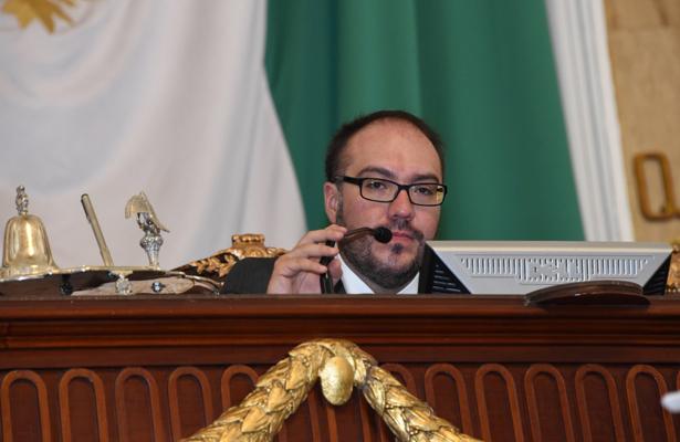ALDF cuenta con elementos suficientes para remover a Rigoberto Salgado: Toledo