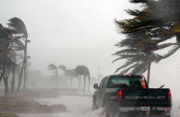 """Nace tormenta tropical """"Ramón"""" en costas de Oaxaca"""