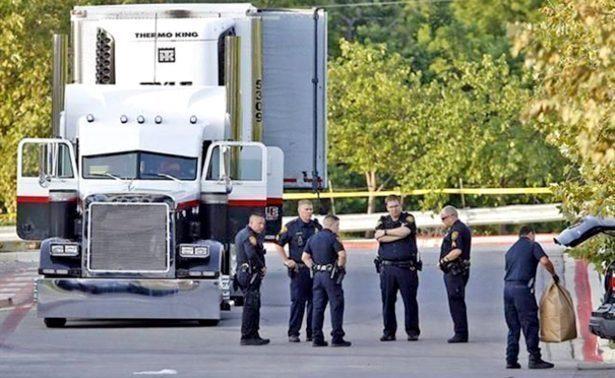 Hoy entregarán el cuerpo del migrante fallecido en Texas