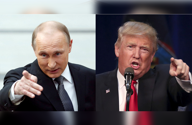"Relación Estados Unidos – Rusia ""muy peligrosa"": Donald Trump"