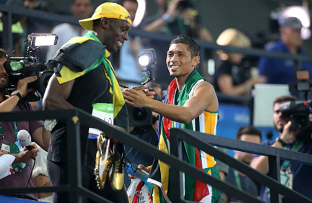 Usain Bolt encuentra heredero al podio del atletismo