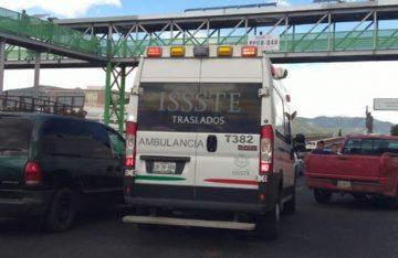 Ambulancias usan sirena sin tener emergencia
