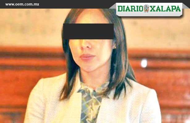 Supuesta novia de Duarte se declara culpable; la condenan a tres años