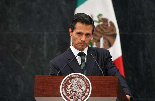 Peña Nieto realizará visita oficial a Paraguay