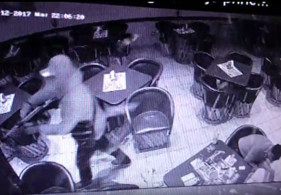 "Masacre en bar ""La Parranda"""