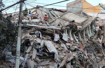 Rodrigo perdió a su novia luego del sismo