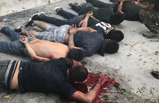"""Abaten a """"El Calo"""" líder criminal de Tamaulipas"""