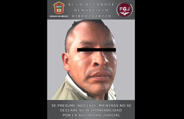 Detienen a presunto homicida en Ecatepec
