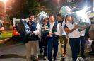 Trabajan juventudes de la mano del Imjuve para ayudar a los damnificados por el sismo