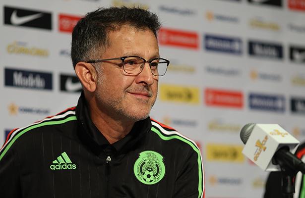 Será un mundial complicado: Carlos Osorio