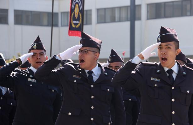 La policía de la CDMX ya tiene universidad
