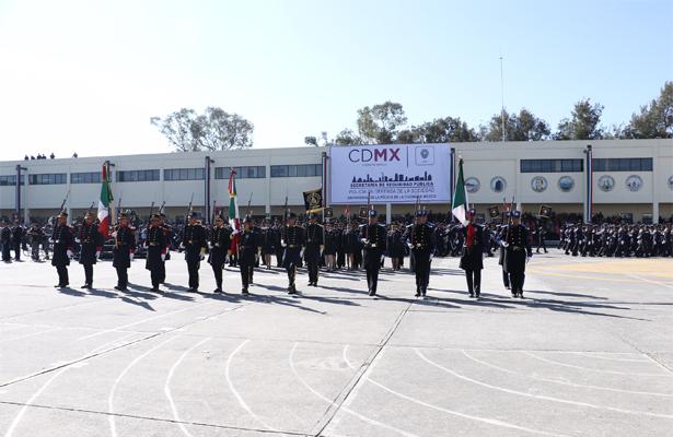 Crean Universidad de la Policía en CDMX