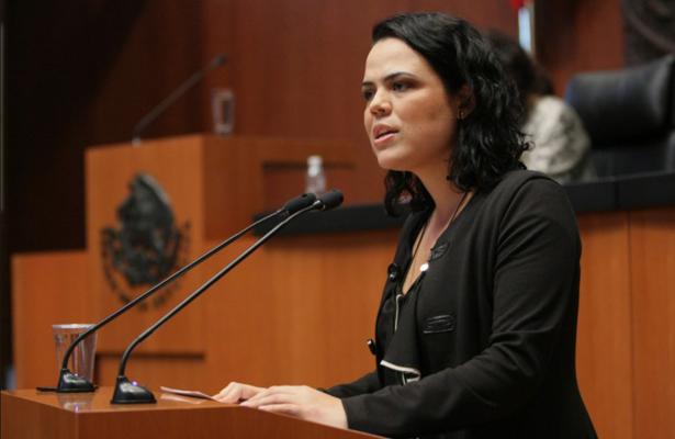 Pide senadora Gómez del Campo aumentar montos de apoyo