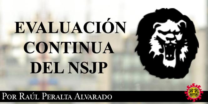 Evaluación continua del NSPA