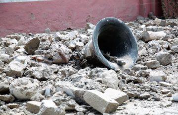 Parroquia en Milpa Alta sufrió la caída de torre
