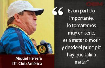 Lo dijo así Herrera