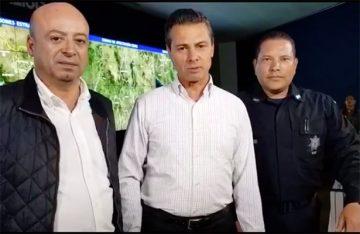El Presidente EPN realiza balance de las labores de apoyo en instalaciones de la CNS – Policía Federal.