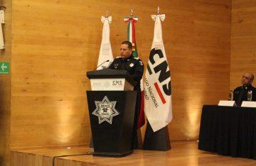 Presenta Policía Federal protocolo sobre Uso de la Fuerza