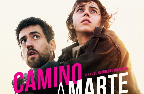 """Festival de Cine de Los Cabos estrenará filme mexicano """"Camino a Marte"""""""