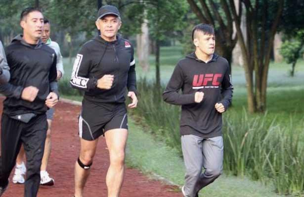 """MAM participará en la carrera """"Corro por México"""""""