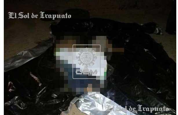 Dejan dos cadáveres en la entrada vial a la Ucopi