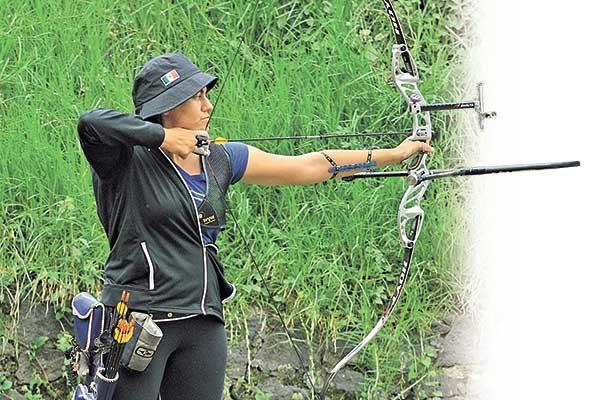 Mexicanas pelearán por el oro en Mundial de tiro con arco