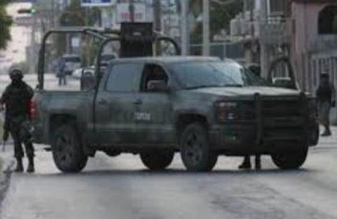 Fuerte enfrentamiento deja un herido en Tamaulipas
