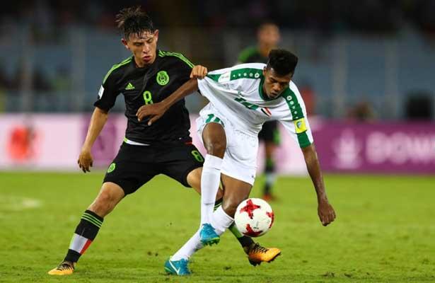 Debuta México con empate contra Irak