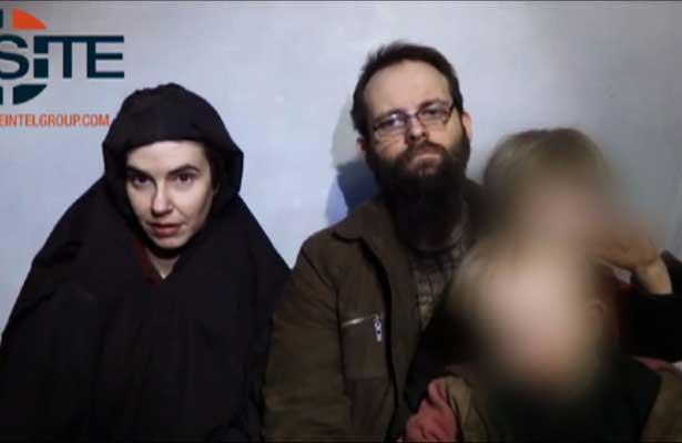 Ejército paquistaní libera a matrimonio con hijos secuestrado en 2012