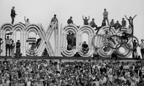 Preparan festejos por el 50 aniversario de los Juegos Olímpicos en México 1968