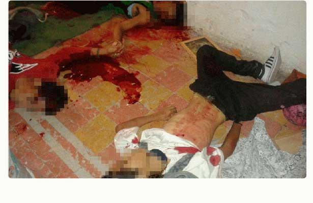 Masacre en vecindad de León, Guanajuato