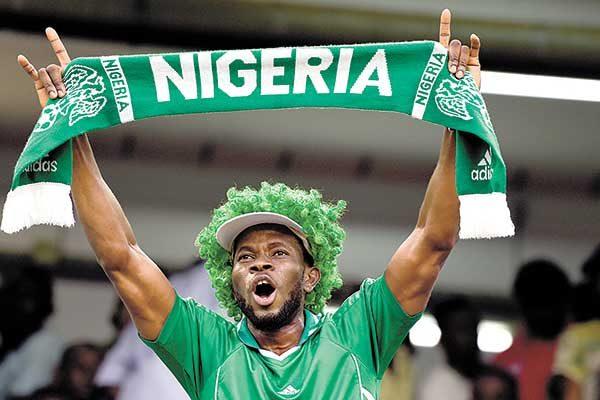 Nigeria, primer país africano clasificado