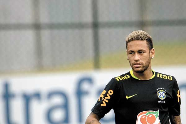Brasil, a la altura de Neymar
