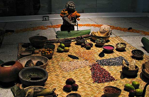 Ofrendas indígenas, cultura precolonial de gran riqueza