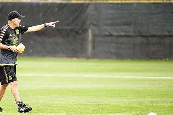 Osorio prepara más rotaciones