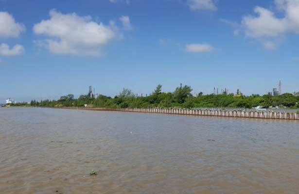 Desbordado el Río Pánuco