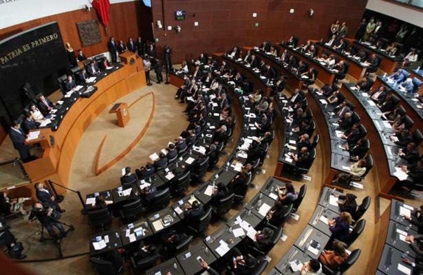 Arranca pasarela de candidatos a FEPADE en el Senado