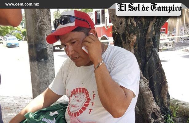 Se registran dos enormes hundimientos en El municipio de Ciudad Madero