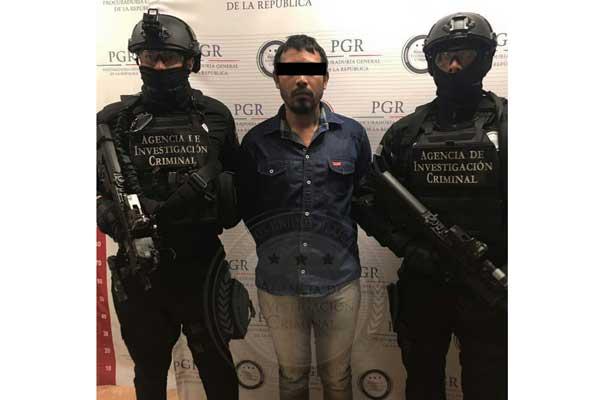 Presunto secuestrador es detenido