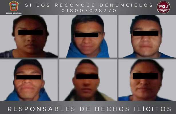 Condenan a 62 años de cárcel a seis secuestradores y homicidas